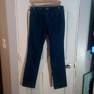 Ann Taylor Loft Corduroy Pants (18)